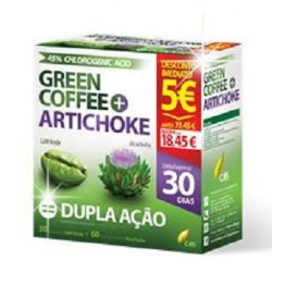 Green Coffee + Artichoke 30+60 comprimidos