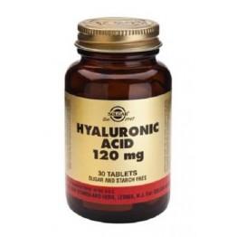 Ácido Hialurónico 120mg 30 comprimidos
