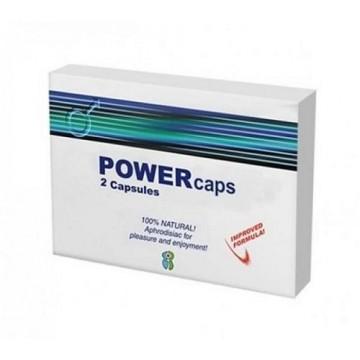 PowerCaps 2 Cápsulas
