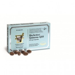 Bioactivo Quinona Q10 60 cápsulas