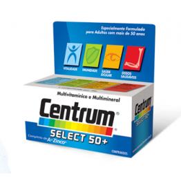 Centrum Select 50+ 30 comprimidos