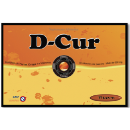 D-Cur 30 cápsulas