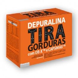Depuralina Tira Gorduras 60 Cápsulas