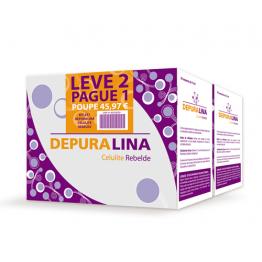 Depuralina Celulite Rebelde Leve 2 Pague 1