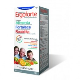 Ergoforte Superalimento Reforçado 480ml