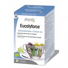 Eucalyforce Infusão 20 Saquetas