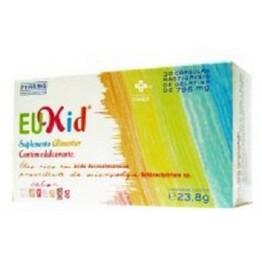 EuKid 30 cápsulas mastigáveis