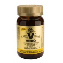 V 2000 Solgar 60 comprimidos