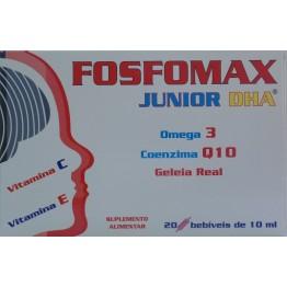 Fosfomax Junior DHA 20 Ampolas