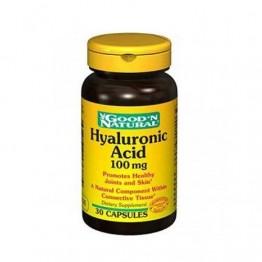 Ácido Hialuronico 100mg 30Cápsulas