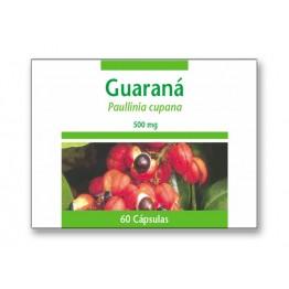 Guaraná 60 cápsulas