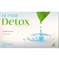 Hepabil Detox 30 ampolas