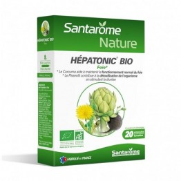 Hépatonic Bio 20 Ampolas