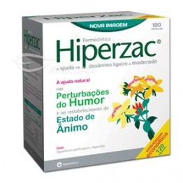 Hiperzac 700mg 120 Cápsulas