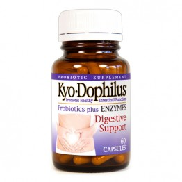 kyo.Dophilus Enzymes 60 cápsulas