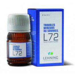 L72 - Homeopatia 30ml