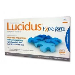 Lucidus Extra Forte 30 ampolas