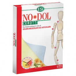 NoDol 5 Emplastros
