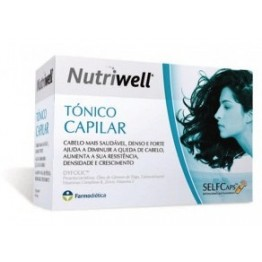 Nutriwell Capilar 60 Selfcaps