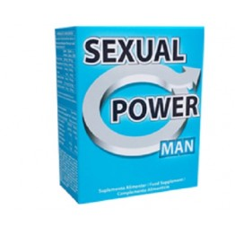 Sexual Power Man 60 comprimidos