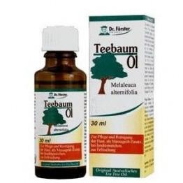 Teebaum Öl (Óleo de Melaleuca) 30ml