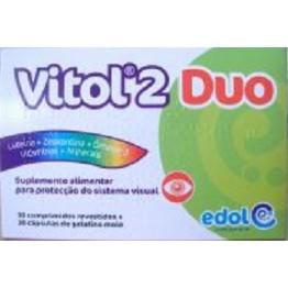 Vitol 2 Duo 30 compr. + 30 cápsulas