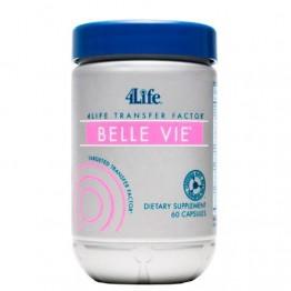 4Life Transfer Factor Belle Vie 60 Cápsulas