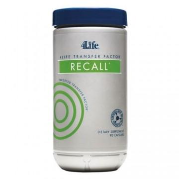 4Life Transfer Factor Recall 90 Cápsulas