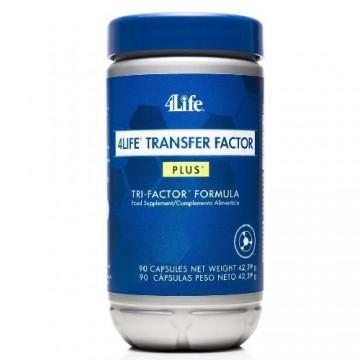 4Life Transfer Factor Plus Tri-Factor Formula 90 Cápsulas