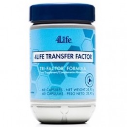 4Life Transfer Factor Tri-Factor Formula 60 Cápsulas