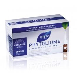 Phyto Phytolium 4 - Ampolas Anti-Queda 12x3.5ml