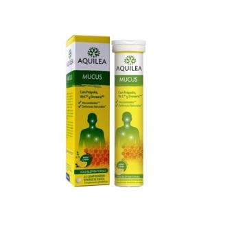 Aquilea Mucus 15 Comprimidos Efervescente