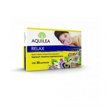 Aquilea Relax 30 Comprimidos