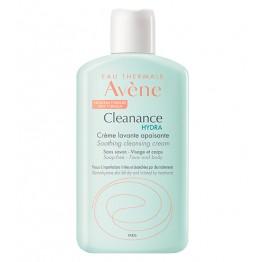 Avène Cleanance Hydra Creme Lavante Suavizante 200ml