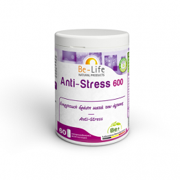 Be-Life Anti-Stress 600 60 Cápsulas
