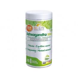 Be-Life Ashwagandha 5000 90 Cápsulas