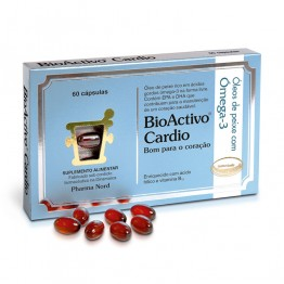 BioActivo Cardio 60 cápsulas