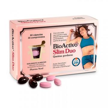 Bioactivo Slim Duo 60 Cápsulas + 30 Comprimidos