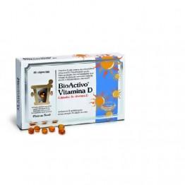 BioActivo Vitamina D 40 Cápsulas