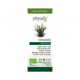 Physalis Óleo Essencial Citronela 10 ml