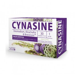 Cynasine Depur Plus 40 Ampolas