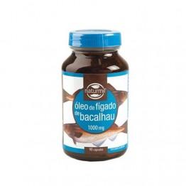 Óleo de Fígado de Bacalhau 1000 mg 90 Cápsulas