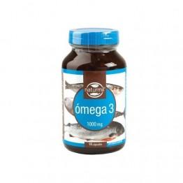 Ómega 3 1000 mg 90 Cápsulas Naturmil