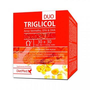 Triglicol Duo 30 Comprimidos + 30 Cápsulas