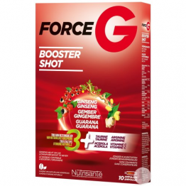 Force G power max 10 ampolas