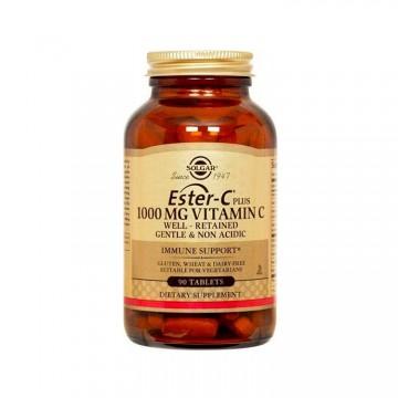 Solgar Ester-C Plus 1000mg 90 Comprimidos
