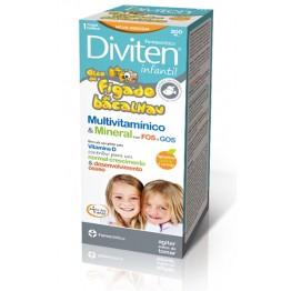 Diviten Infantil 300 ml