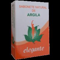 Elegante Sabonete de Argila 140g