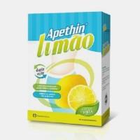 Apethin Limão 60 Comprimidos