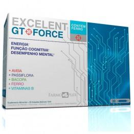 Excelent GT Force 30 Ampolas